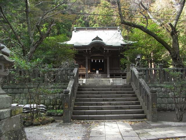 御霊神社(権五郎神社)