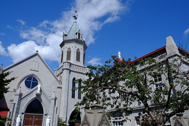 カトリック 函館 元町教会