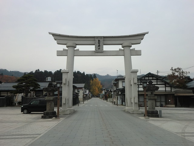 熊野神社(熊野大社)