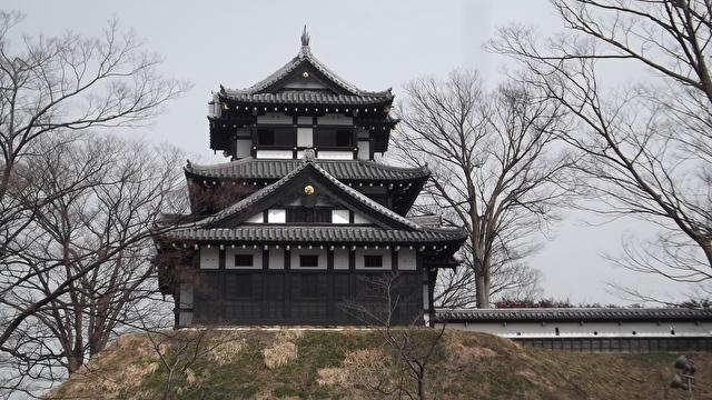 高田城 三重櫓