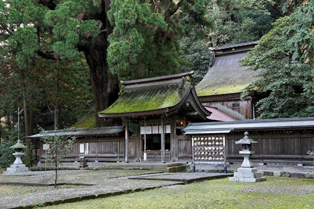 若狹國一之宮 若狹彦神社 下社(若狹姫神社)