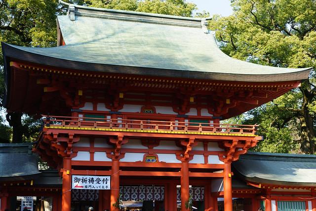 氷川神社(大宮氷川神社)