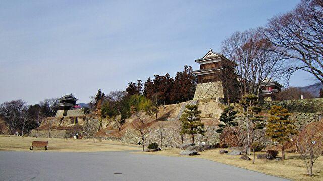 上田城 二の丸跡