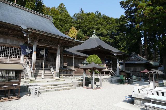 四国霊場第12番札所 焼山寺