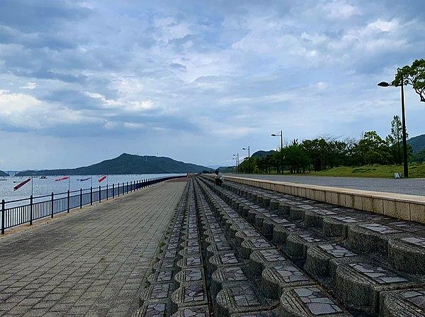 鳴門 ウチノ海総合公園