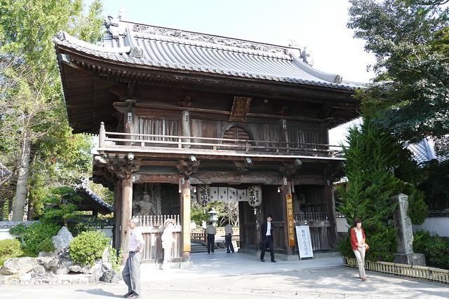四国霊場第1番札所 霊山寺