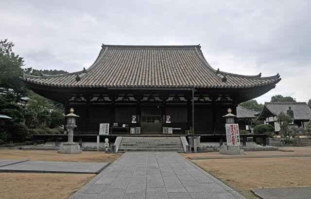 四国霊場第52番札所 太山寺