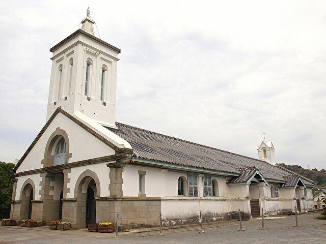 カトリック出津教会