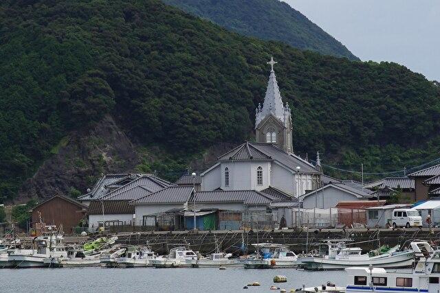 カトリック﨑津教会