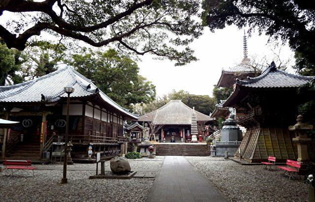 四国霊場第24番札所 最御崎寺
