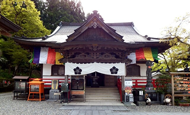 四国霊場第37番札所 岩本寺