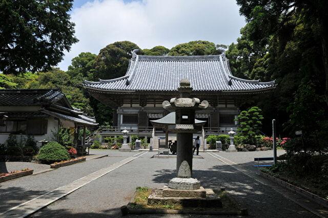 四国霊場第26番札所 金剛頂寺