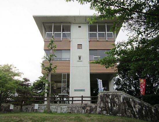伊勢上野城跡