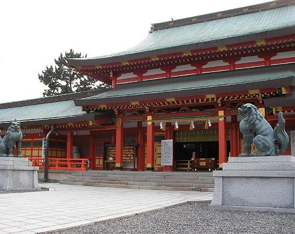 諏訪神社・五社神社