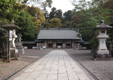 常磐神社(ときわじんじゃ)