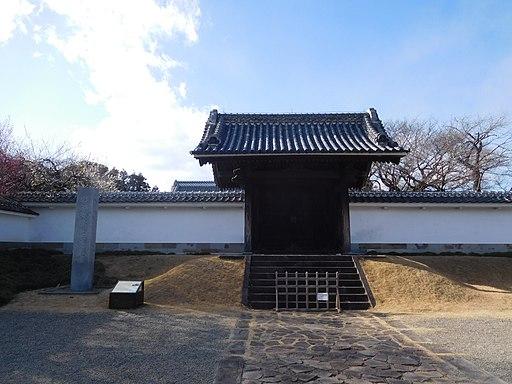 弘道館 正門