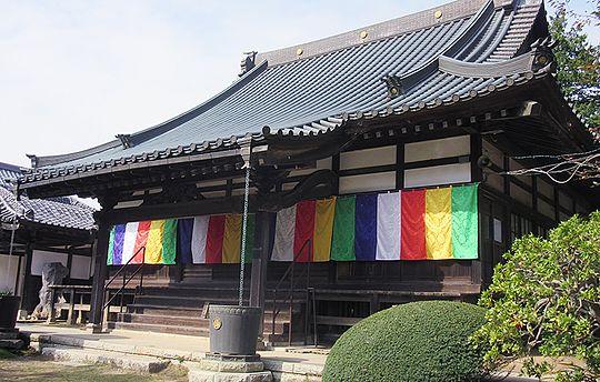 六地蔵寺(水戸大師)