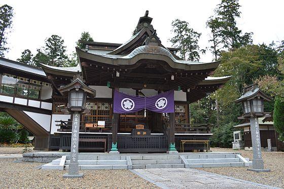 常陸國二之宮 靜神社