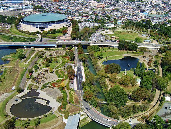 楽歩堂前橋公園