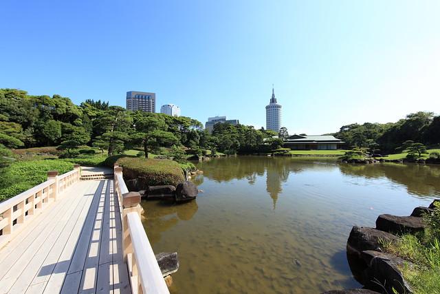 日本庭園 見浜園