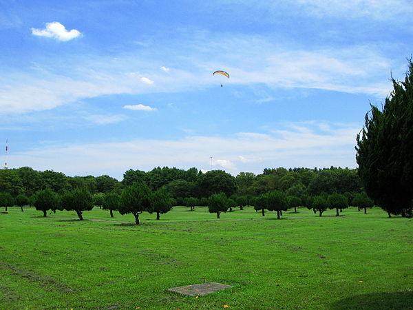 秋ヶ瀬公園