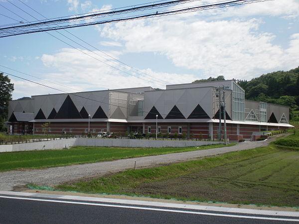 八戸市埋蔵文化財センター 是川縄文館