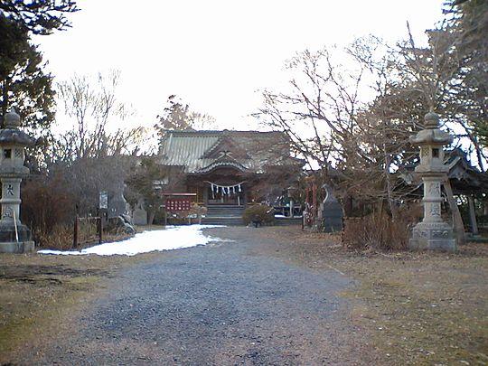 三八城神社