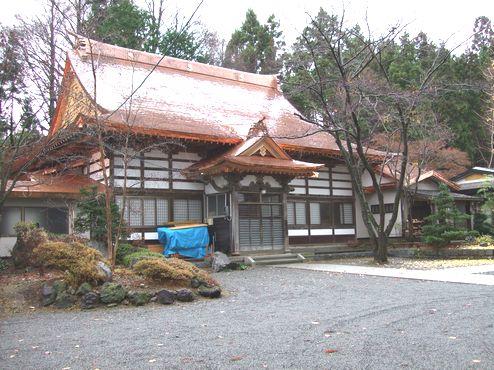 江峰山聖福寺