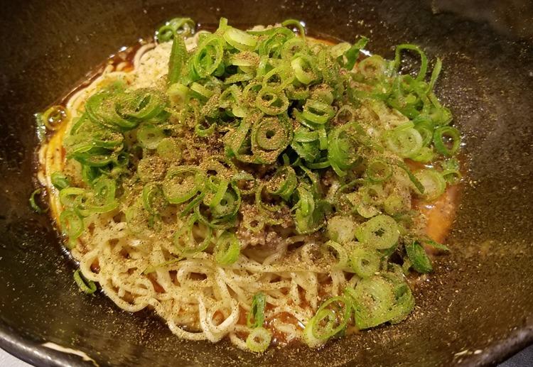 汁なし坦担麺