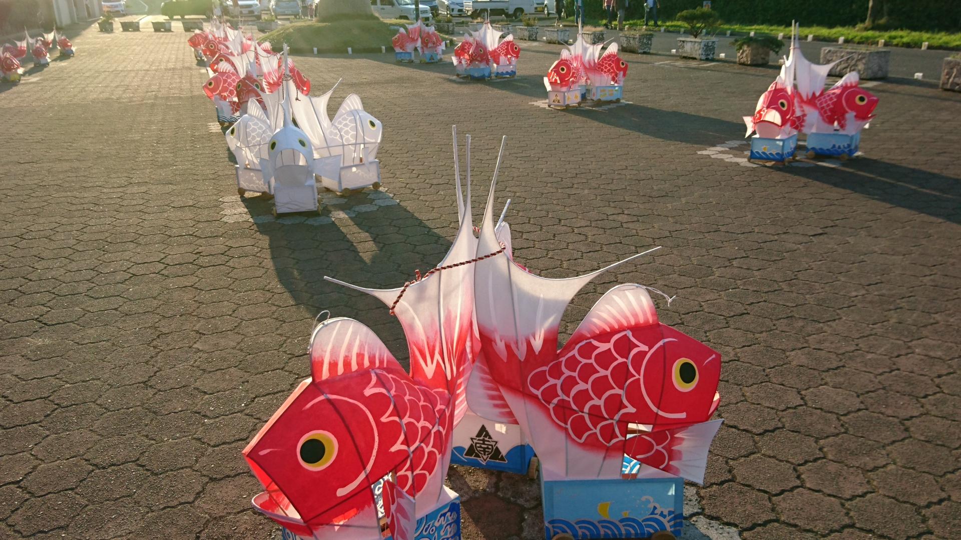 新潟県鯛車
