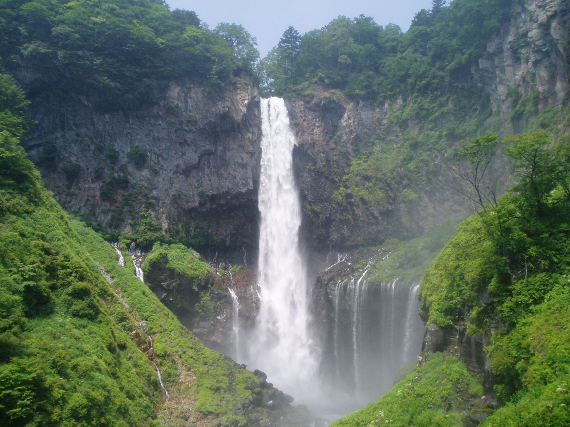 栃木華厳の滝