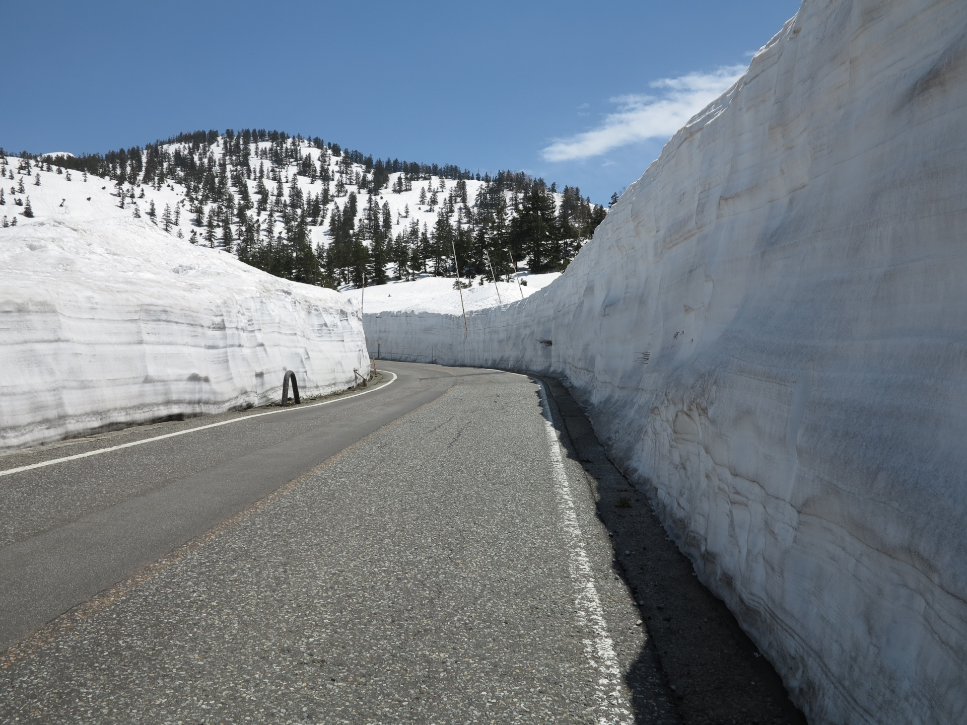 富山県雪壁