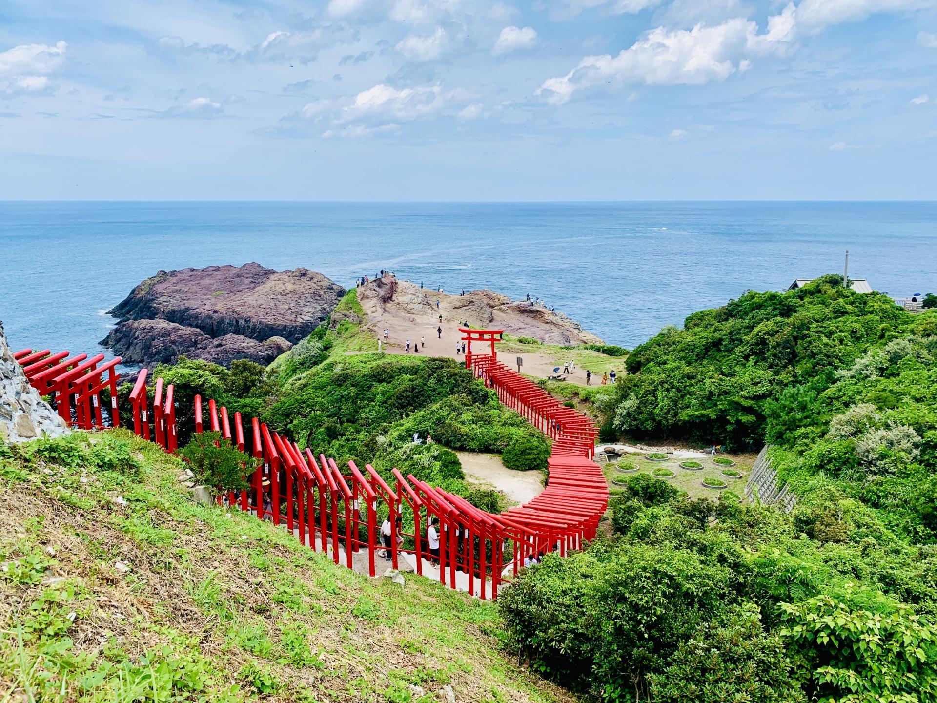 山口元乃隅神社