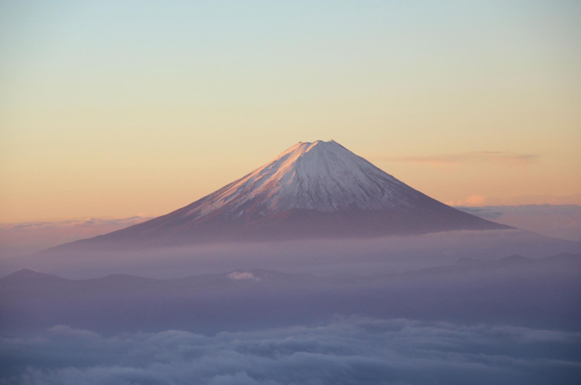 山梨県富士山