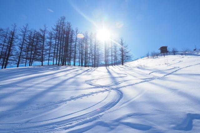 北海道スキー場