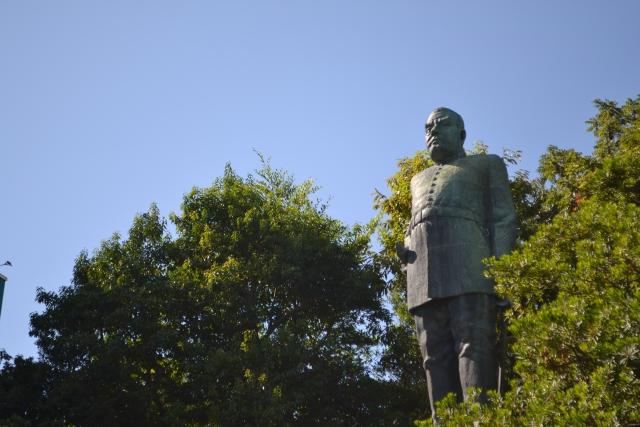 鹿児島県西郷隆盛像