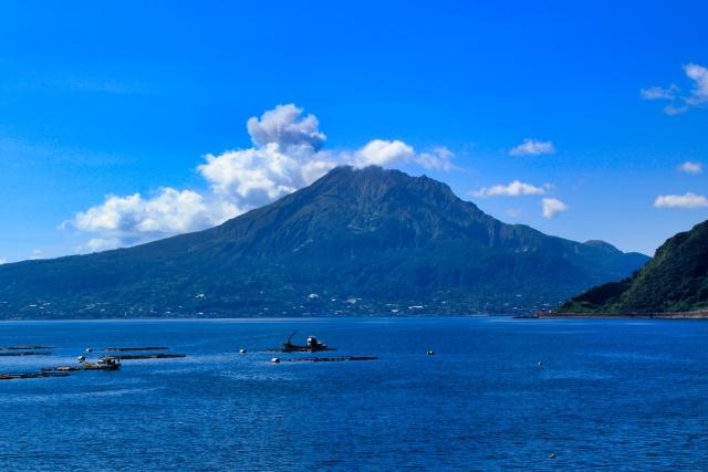 鹿児島県桜島