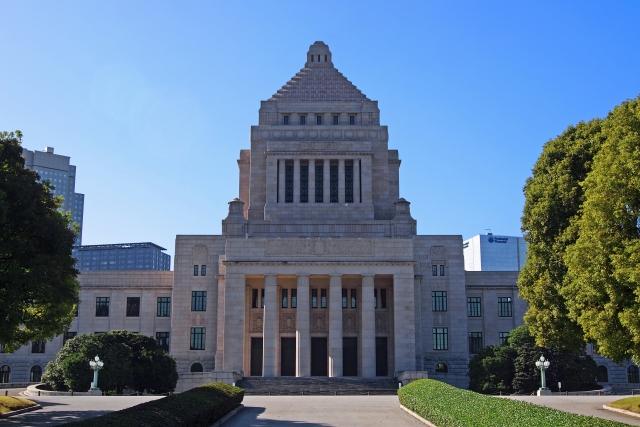 東京都国会議事堂