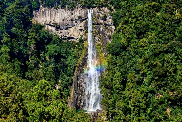 和歌山県那智の滝