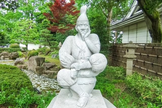 愛知県徳川家康像