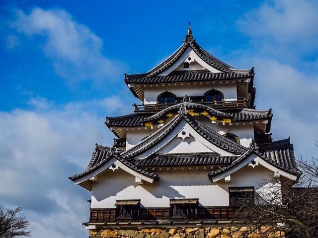 滋賀県彦根城