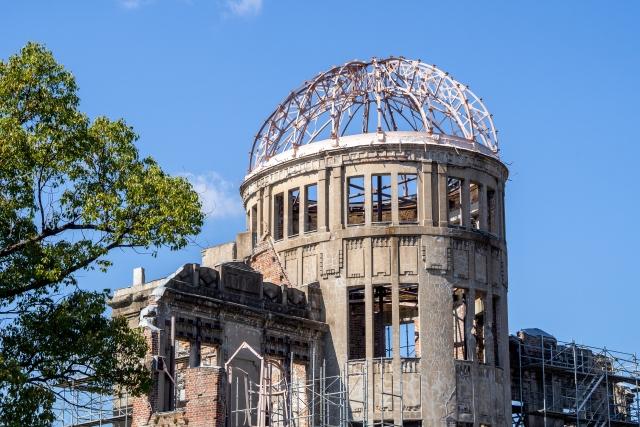 広島県原爆ドーム