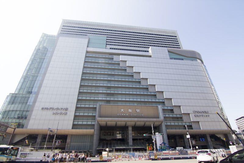 大阪駅ダイマル